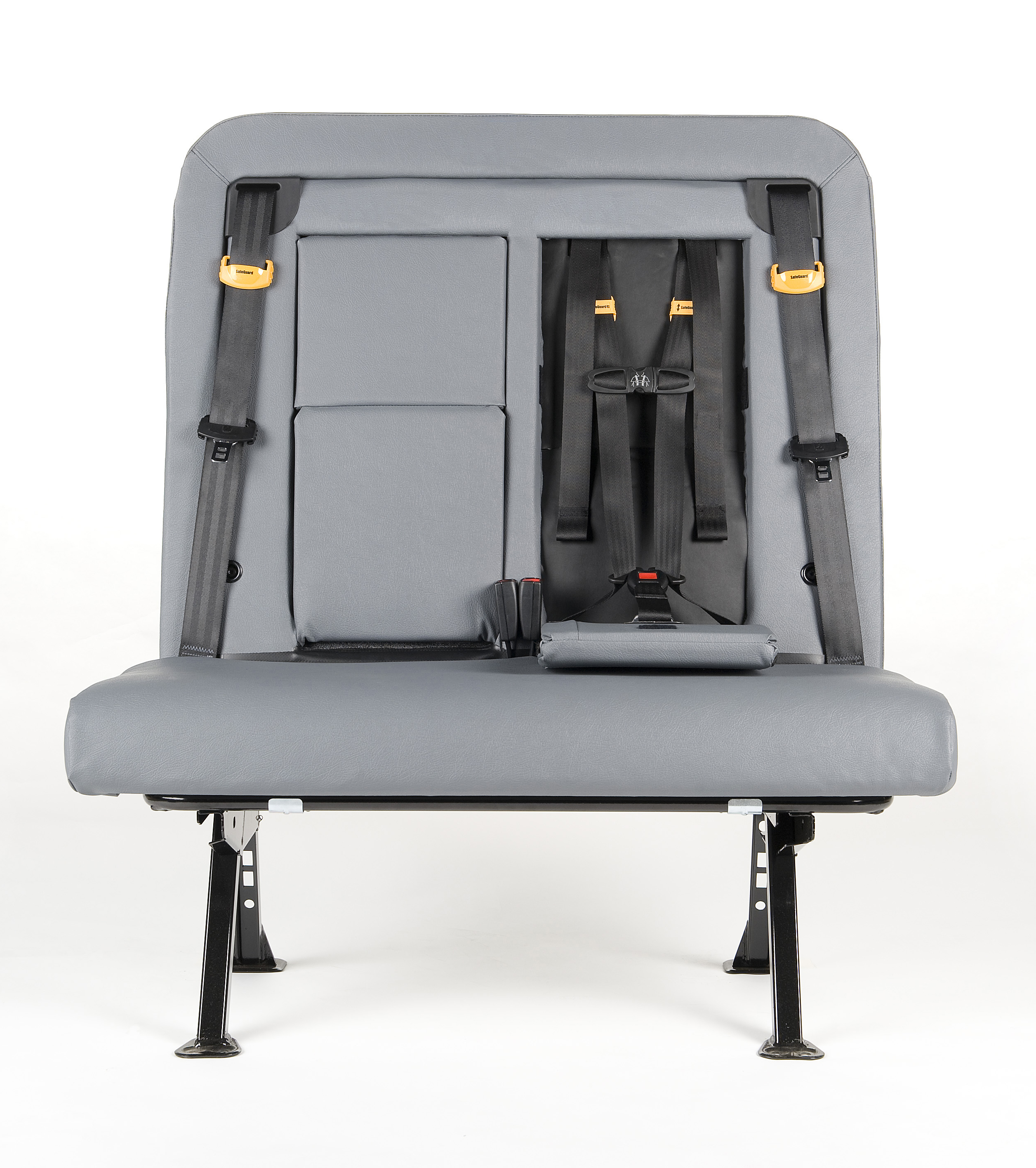 Integrated Child Seat Safeguard Seating
